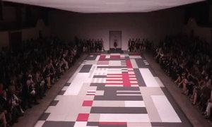 Bộ sưu tập xuân hè 2014 của Alexander McQueen