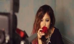 Hậu trường buổi chụp hình Song Hye Kyo