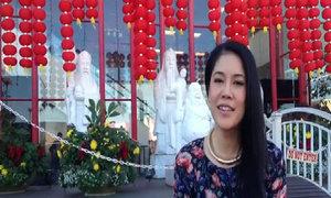 Thu Phương chúc Tết độc giả báo VnExpress