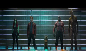 Trailer phim 'Guardians of the galaxy'