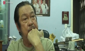 Diễn viên Chánh Tín trước nguy cơ mất nhà