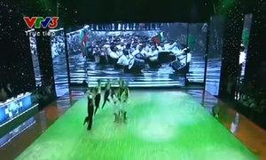 Top 4 trình diễn múa dân gian Bugada