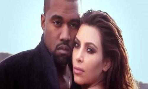 Kim Kardashian và Kanye West chụp hình cho Vogue