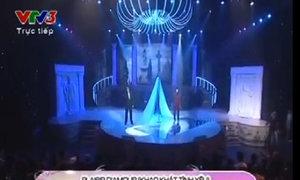 Nathan Lee và Ivaylo hát 'Khao khát tình yêu'