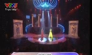 Ngọc Anh và Evelina hát 'Somewhere'
