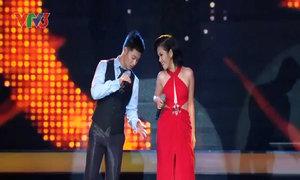 Đức Tuấn và Phương Vy hát 'Feeling good'