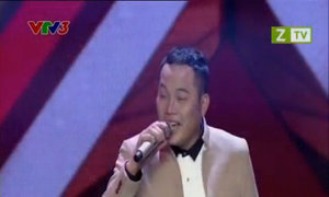 Bùi Khánh Bình hát 'Sông quê'