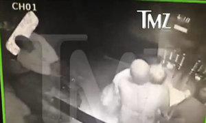 Em gái Beyonce tấn công Jay-Z trong thang máy