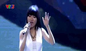 Khương Hoàn Mỹ hát 'Sweet dream'