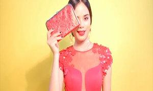 Buổi chụp ảnh thời trang của Thu Hiền
