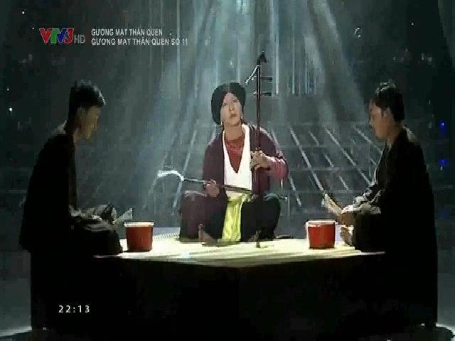 Hoài Lâm hóa thân thành nghệ nhân Hà Thị Cầu