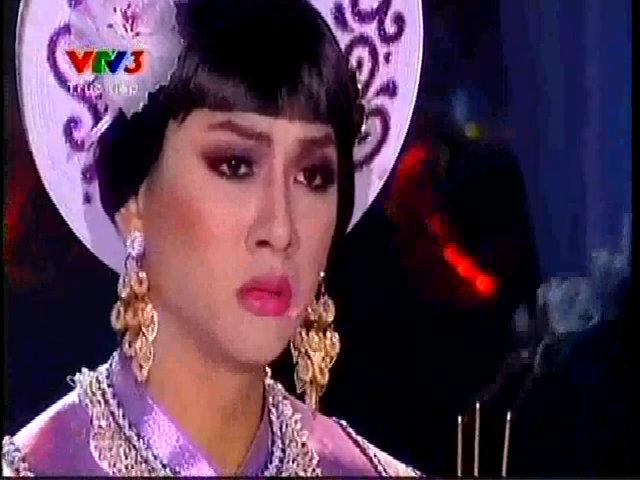 Hoài Lâm hóa thân thành NSUT Thanh Nga - NSUT Thanh Sang