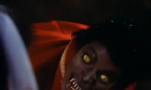 'Thriller' - Michael Jackson