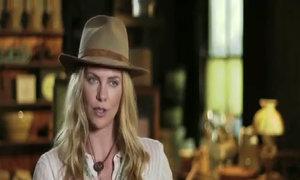 Charlize Theron nói về vai diễn trong 'Triệu kiểu chết miền viễn Tây'