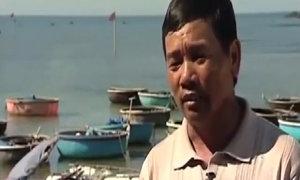 Ngư dân kể chuyện đánh bắt ở Hoàng Sa