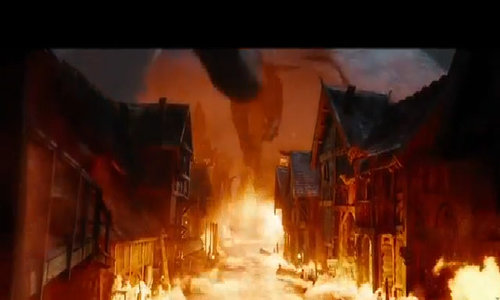 Teaser phim 'The Hobbit: The Battle of Five Armies'
