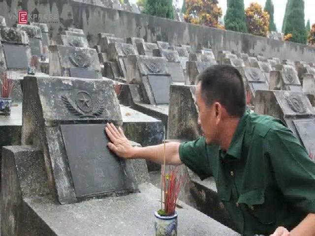 'Về đây đồng đội ơi' cất lên từ nỗi nhớ liệt sĩ Vị Xuyên