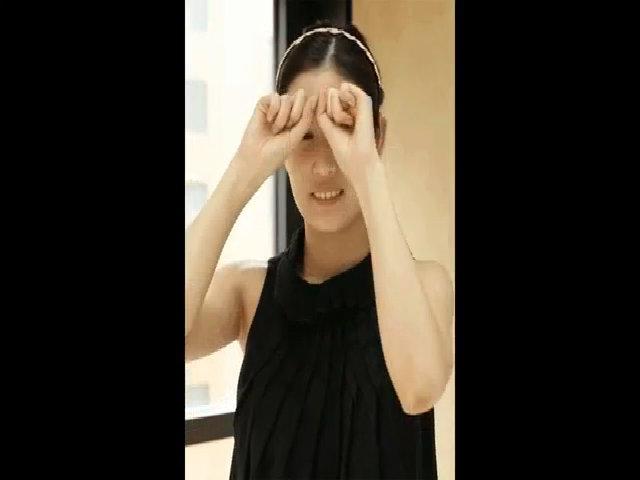 Cách massage mặt kiểu Hàn Quốc