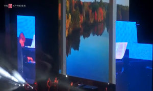 Richard Clayderman biểu diễn 'A Comme Amour'
