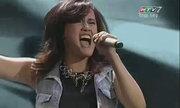 Nguyễn Thị Huyền Trang hát 'Radio active'