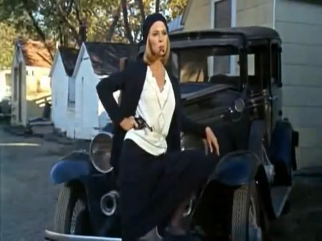 """Trailer phim """"Bonnie and Clyde"""""""