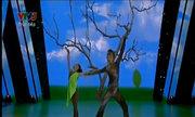 Huy Nhật - Bảo Ngọc múa đương đại