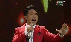Lương Chí Cường hát 'Dòng máu Lạc Hồng'