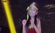 Quỳnh Anh hát 'Cô gái vót chông'