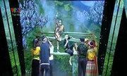 Khôi Nguyên - Yến Nhi múa dân tộc H'Mông kết hợp Hip hop