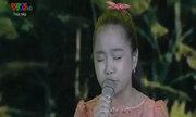 Linh Nhi hát 'Cảm ơn mùa thu'