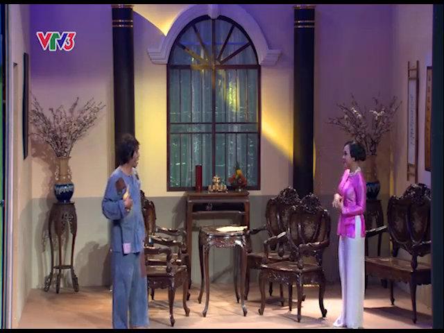 Việt Hương - Anh Đức trong 'Ơn giời, cậu đây rồi'