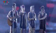 Nhóm F Band hát 'Liên khúc Tây Nguyên'
