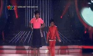 Minh Thuận - Anh Duy hóa thân thành Michael Jackson