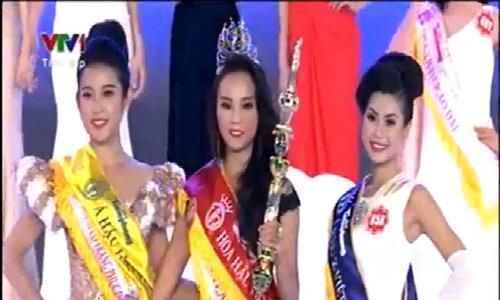 Hoa hậu Việt Nam 2014 - Công bố kết quả Hoa hậu