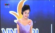 Hoa hậu Việt Nam 2014 - Phần thi ứng xử của Lã Thị Kiều Anh