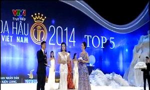 Hoa hậu Việt Nam 2014 - Phần thi ứng xử của Nguyễn Thanh Tú