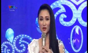 Hoa khôi Áo dài 2014 - Phần thi ứng xử của thí sinh Phan Thị Thanh Nhàn