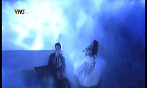 Nhan Phúc Vinh - Đinh Hương hát 'Romeo & Juliette - Khi em ra đi - Tình thiên thu'