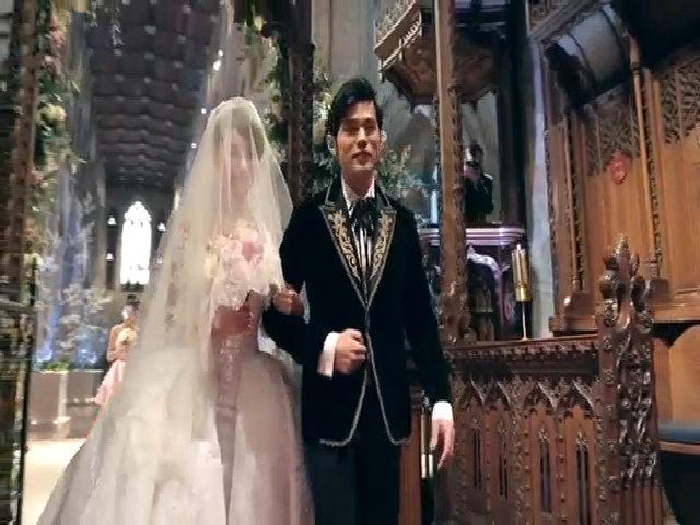 Đám cưới của Châu Kiệt Luân - Côn Lăng