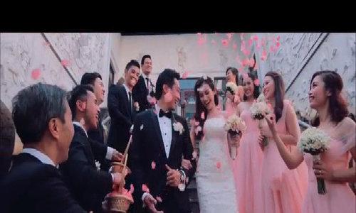 Teaser clip cưới của Trúc Diễm