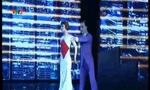 Fedor - Dina nhảy Rumba, Pasodoble và Samba