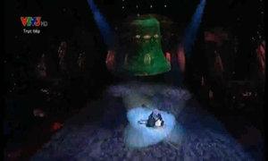 Huang Sida - Tian Yuan nhảy Rumba, Jive, Samba và Pasodoble