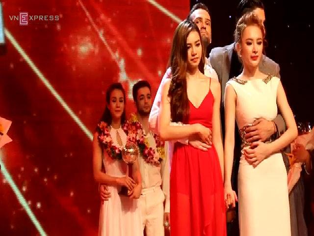 Lan Ngọc đăng quang 'Bước nhảy Hoàn vũ 2015'