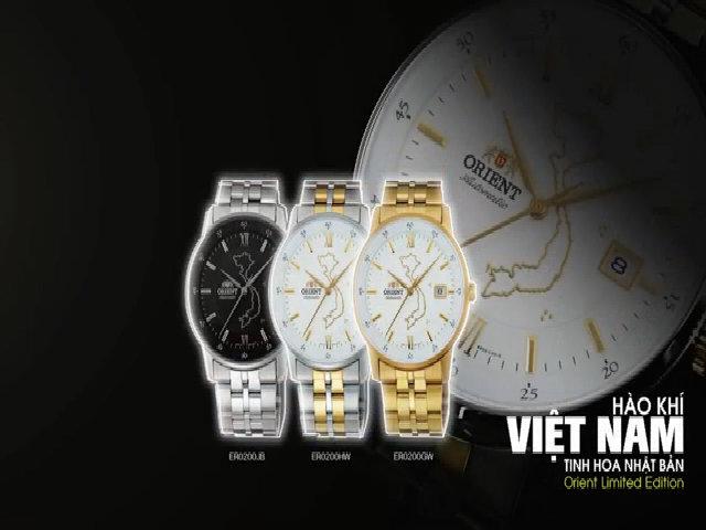 Đồng hồ Orient phiên bản giới hạn