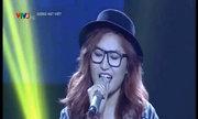 Hồng Nhung hát 'Nobody's perfect'