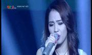 Trần Thị Hằng hát 'Vì anh đánh mất'