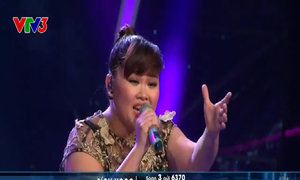 Bích Ngọc hát 'All the man that I need'