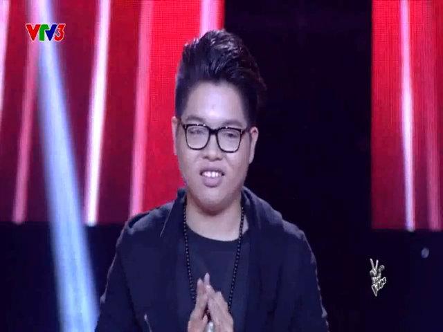 Đức Phúc hát 'I'm not the only one'