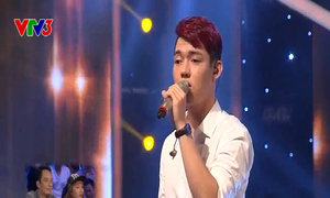 Nguyễn Duy hát 'Can't help falling in love'