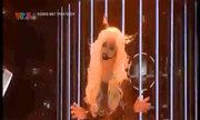 Ái Phương hóa thân thành Lady Gaga